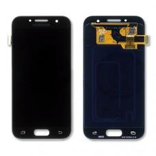 Samsung Galaxy A3 (2017) A320F Kijelző (Gyári)