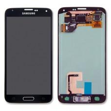 Samsung Galaxy S5 G900 Kijelző (Gyári)